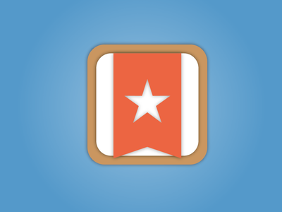Simple Wunderlist Icon