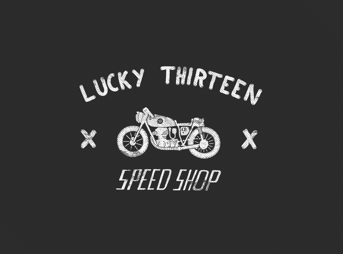 Lucky-13-speed-shop