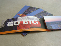Go BIG, Go BOLD, Go PACK Brochure