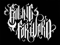 Metal Band Logotype