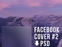 PSD | Facebook Cover #2