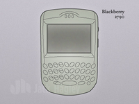 Blackberry 2790