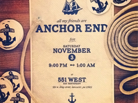 Anchor End @ 551 West, Lancaster