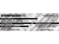 Stompology 2013 Flier (Back)