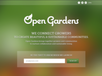 Open Gardens (Splash)