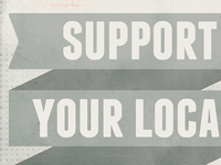 Support Your Local Community