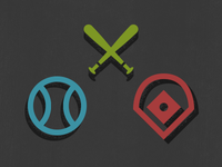 Hot stove icons