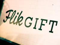 Flikgift logo tries