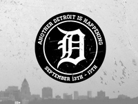 Another Detroit is Happening Logo