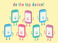 Do The Tap Dance!