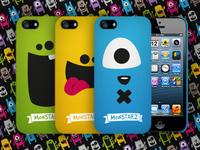 Monstarz iPhone case