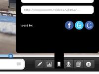 video player social