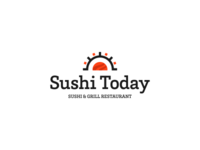 Sushi Today Logo Concept