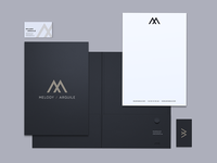 Melody / Arguile Stationery