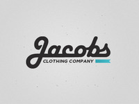 Jacobs Clothing Company Logo V2