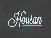Housan Logotype