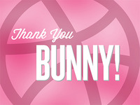 Thank You Bunny!