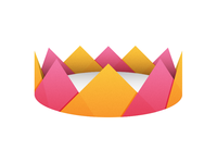 Post-It Paper Crown