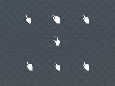 Windows-8-touch-gestures-icons