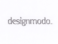designmodo - New Logo (sketch)