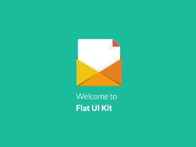 Download Flat UI Kit – Free PSD & HTML (Twitter Bootstrap)