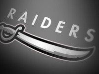 Oakland Raiders secondary logo