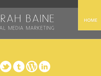 Sarah Baine Social Media Marketing