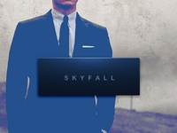 Skyfall button