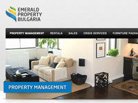 Emerald Property Bulgaria Website