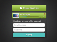 File Upload Concept