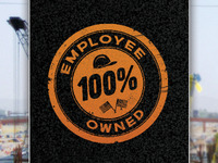 Employee Owned stamp