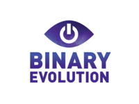 Binary Evolution logo, still in progress