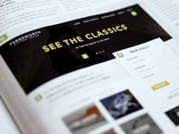 See the classics - published