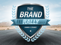 The Brand Rally Logo