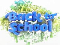 Back 2 School. Boys theme