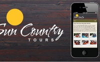 Portofolio Shot-Sun Country Tours Mobile Site