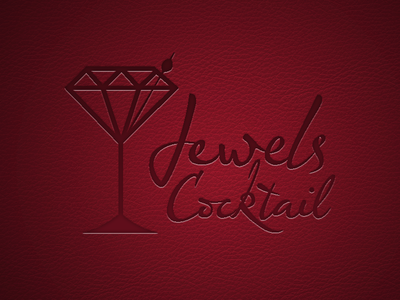 Jewels Cocktail Logo