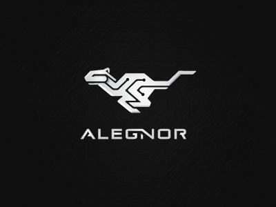 Logo design inspiration 2 - Stevan Rodic - Alegnor