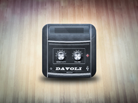 Icon Davoli Dribbble
