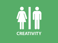 Bathroom Creativity – Medium Post