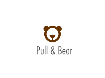 Bear-logo-design-pullandbear-design-bear