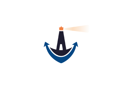Lighthouse-anchor-boat-logo-design-fish