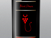Wine Black Demon