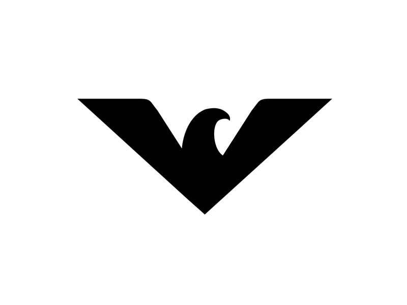 eagle-victory-l... V And S Logo Design