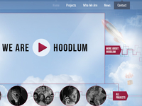 Hoodlum site design