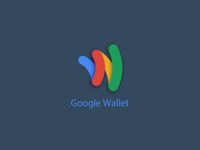 Google Wallet Dribbble