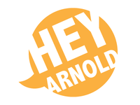 Hey Arnold! Typography
