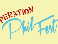 Operation Phil Fest (Senior Project)