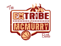 Alumni Basketball Game Logo