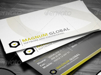 Corporate Premium Business Card